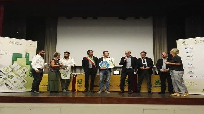 Comuni Ricicloni: il Comune di Lecce premiato per la raccolta degli imballaggi in acciaio
