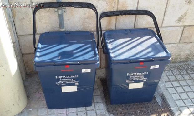 Aro Lecce 1, partirà a Maggio la raccolta differenziata 'targata' Monteco in 7 Comuni del Nord Salento